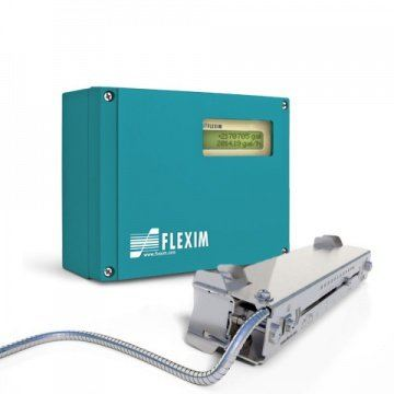Non-Intrusive Flow Measurement of Chilled Water