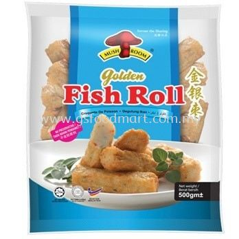 Fish Roll (500gm)