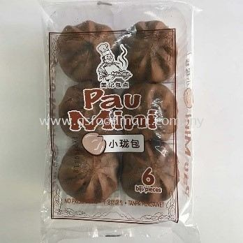 Pau Mini-Chocolate (6pcs)