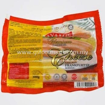 Ayamas Cheese Hotdog (6pcs)