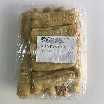 SL WanTan Roll (15pcs)