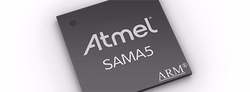 ATMEL SMART SAMA5 ARM Cortex Based MPUs