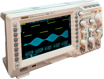 2000A Series Mixed Signal & Digital Oscilloscope