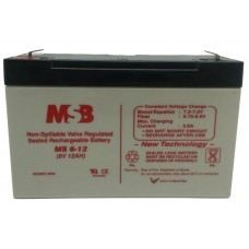 MSB MS6-12 Lead Acid Battery