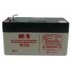 MSB MS12-1.2 Lead Acid Battery
