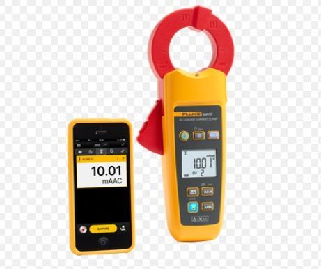 Fluke 368FC True-rms Leakage Current Clamp Meter