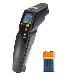 testo 830-T2 - Infrared thermometer