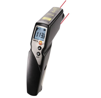 Testo 830-T4 - Infrared thermometer