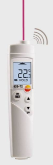 Testo 826-T2 - Infrared thermometer