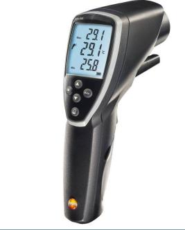 testo 845 - Infrared temperature measuring instrument