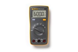 Fluke 106 Digital Multimeter-i400E Clamp Bundle