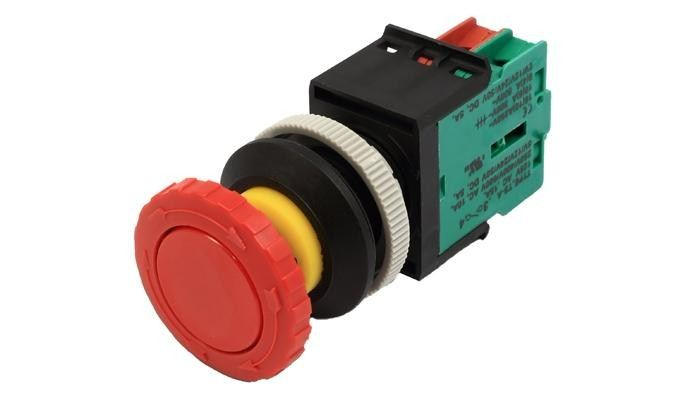 ECS-E1 Flat Type Emergency Stop Switch