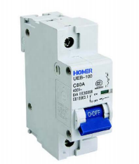 UEB-100 series miniature circuit breaker