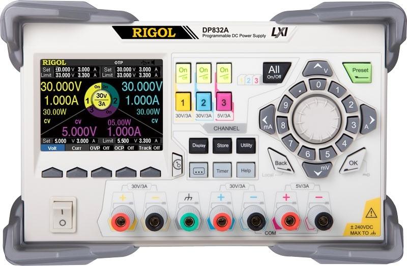 RIGOL DP811