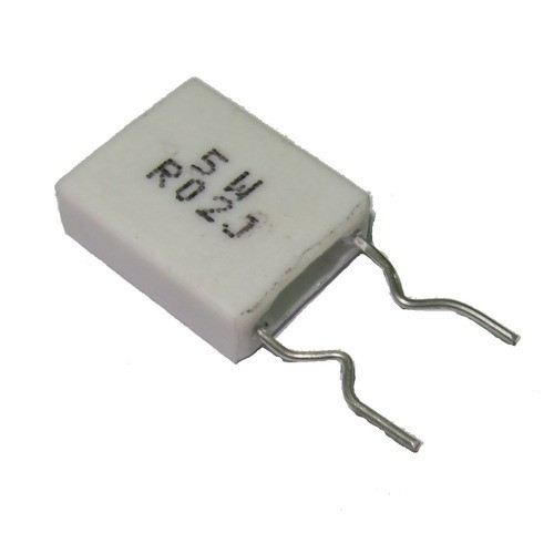 Flameproof Rectangular Type Metal Plate Resistors