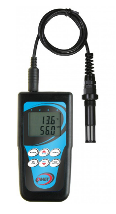 C3121P Thermo-hygrometer for compressed air measurement