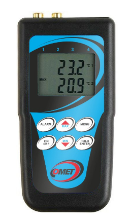 D0221 Dual channel thermometer Ni1000_Pt1000