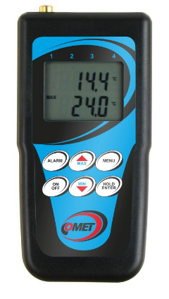 D0211 Single channel thermometer Ni1000_Pt1000
