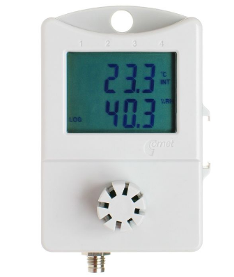 Thermo-hygrometer + ext. probe