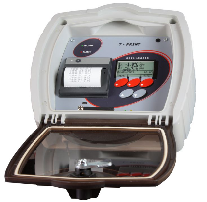 Comet T-PRINT - temperature recorder for semi-trailer with built-in GSM modem