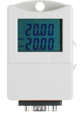 Comet Datalogging thermometer with display
