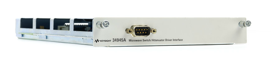 Switch/Attenuator Driver for 34980A, 34945A