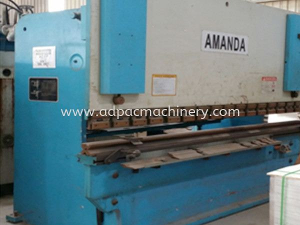 "Used ""Amanda"" Pressbrake / Bending Machine"