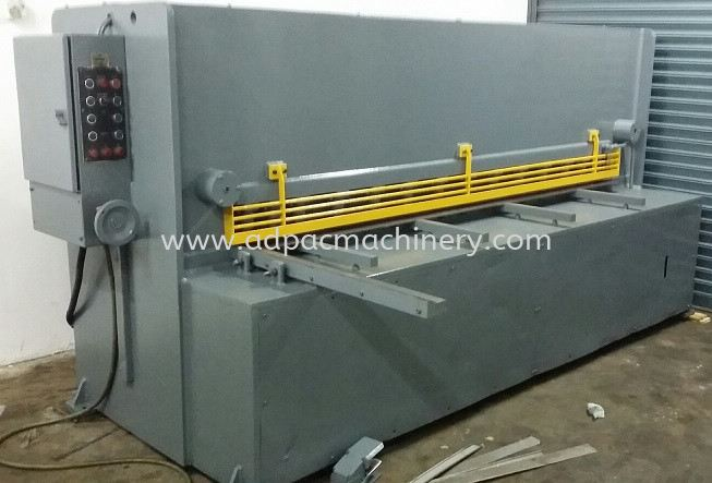 "Used ""GMS"" Shearing Machine"