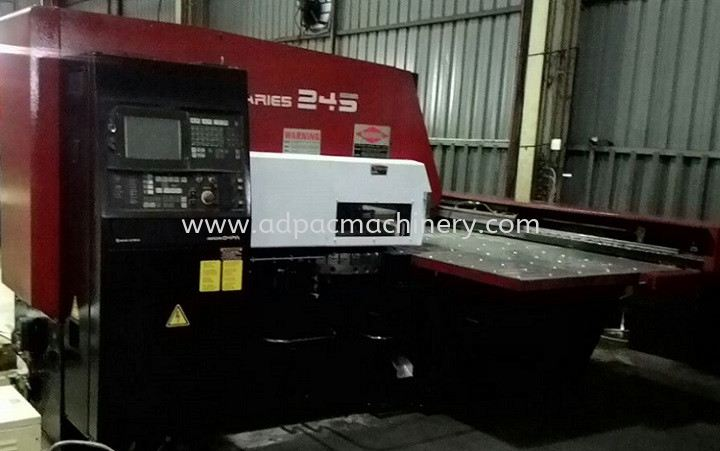 Used AMADA Turret Punch