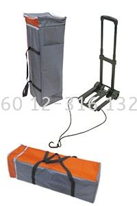 SBT Flexible Trolley Luggage