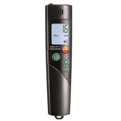 Testo 317-3 - CO Meter for Measuring CO in the Surrounding Air [Delivery: 3-5 days subject to availability]