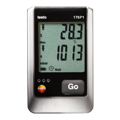 Testo 176 P1 - Absolute Pressure, Temperature and Humidity Data Logger [Delivery: 3-5 days subject to availability]
