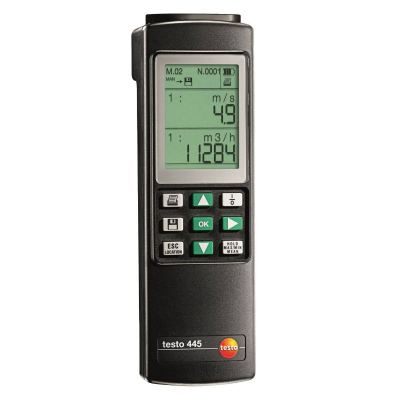 Testo 445 - Climate Measuring Instrument [SKU 0560 4450]
