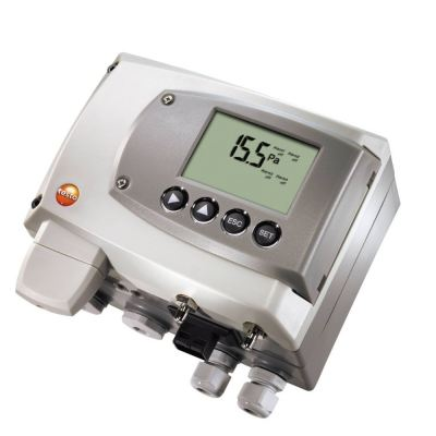 Testo 6351 - Differential Pressure Transmitter for Industry [SKU 0555 6351]