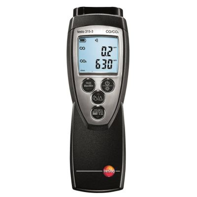 Testo 315-3 - CO and CO2 Meter for Ambient Measurements [Delivery: 3-5 days subject to availability]
