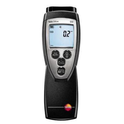 Testo 315-4 - Ambient CO Measuring Instrument [Delivery: 3-5 days subject to availability]