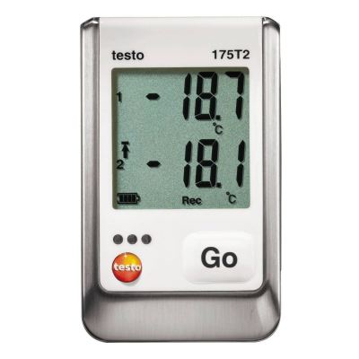 Testo 175 T2 - Temperature Data Logger [Delivery: 3-5 days]