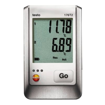 Testo 176 T2 - Temperature Logger [Delivery: 3-5 days subject to availability]