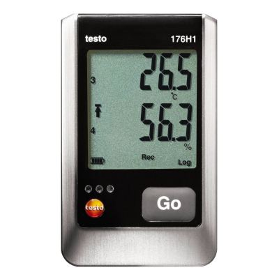 Testo 176 H1 - Temperature and Humidity Data Logger [Delivery: 3-5 days subject to availability]