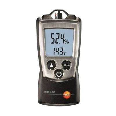 Testo 610 - Thermohygrometer [Delivery: 3-5 days]