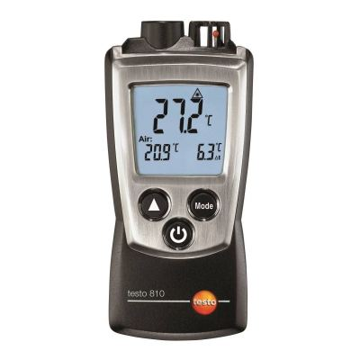 Testo 810 - Infrared Thermometer [Delivery: 3-5 days subject to availability]