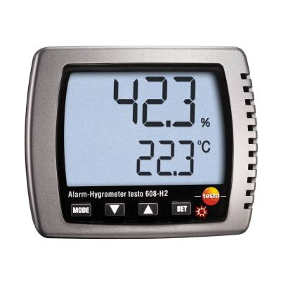 Testo 608-H2 - Thermohygrometer [Delivery: 3-5 days]