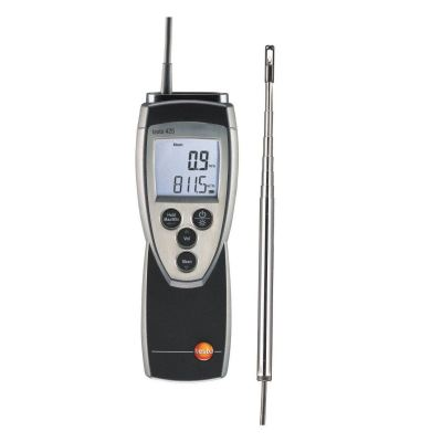 Testo 425 - Thermal Anemometer with Flow Probe [Delivery: 3-5 days]