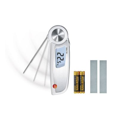 Testo 104 - Waterproof Folding Food Thermometer [Delivery: 3-5 days]