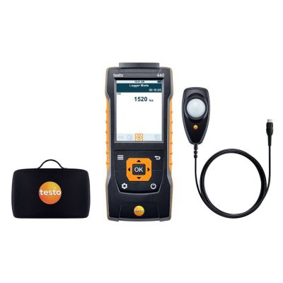 testo 440 | Lux Kit [SKU 0563 4402]