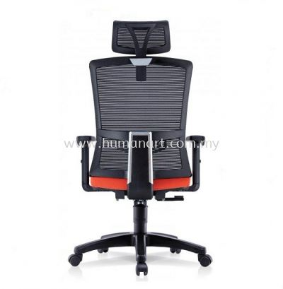 NIMO 2 HIGH BACK ERGONOMIC MESH CHAIR WITH HEIGHT ADJUSTABLE ARMREST 2HB