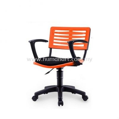 AEXIS-3 POLYPROPYLENE CHAIR C/W GASLIFT & ARMREST ACL 68 G01 UF-S