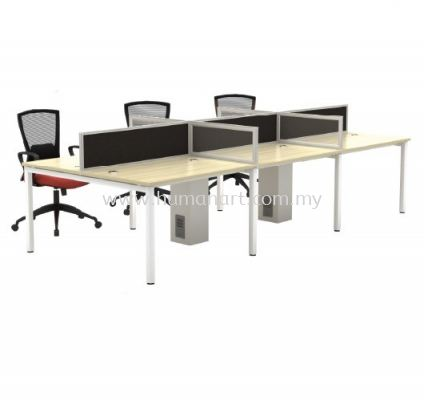 MUPHI CLUSTER OF 6 OFFICE PARTITION WORKSTATION - Ampang Point | Imbi | Pudu
