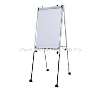 CONFERENCE FLIP CHART BOARD WHITE FRAME