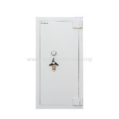 BANKER SAFE SS-AS65 SIZE FOUR (4) SAND BEIGE COLOUR